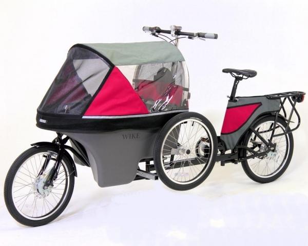 Wike Cargo Bikes And Bike Trailers Wike The Walk And