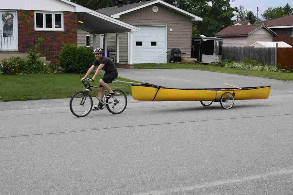 Heavy Duty Boat Trailer Wike The Walk And Bike Company