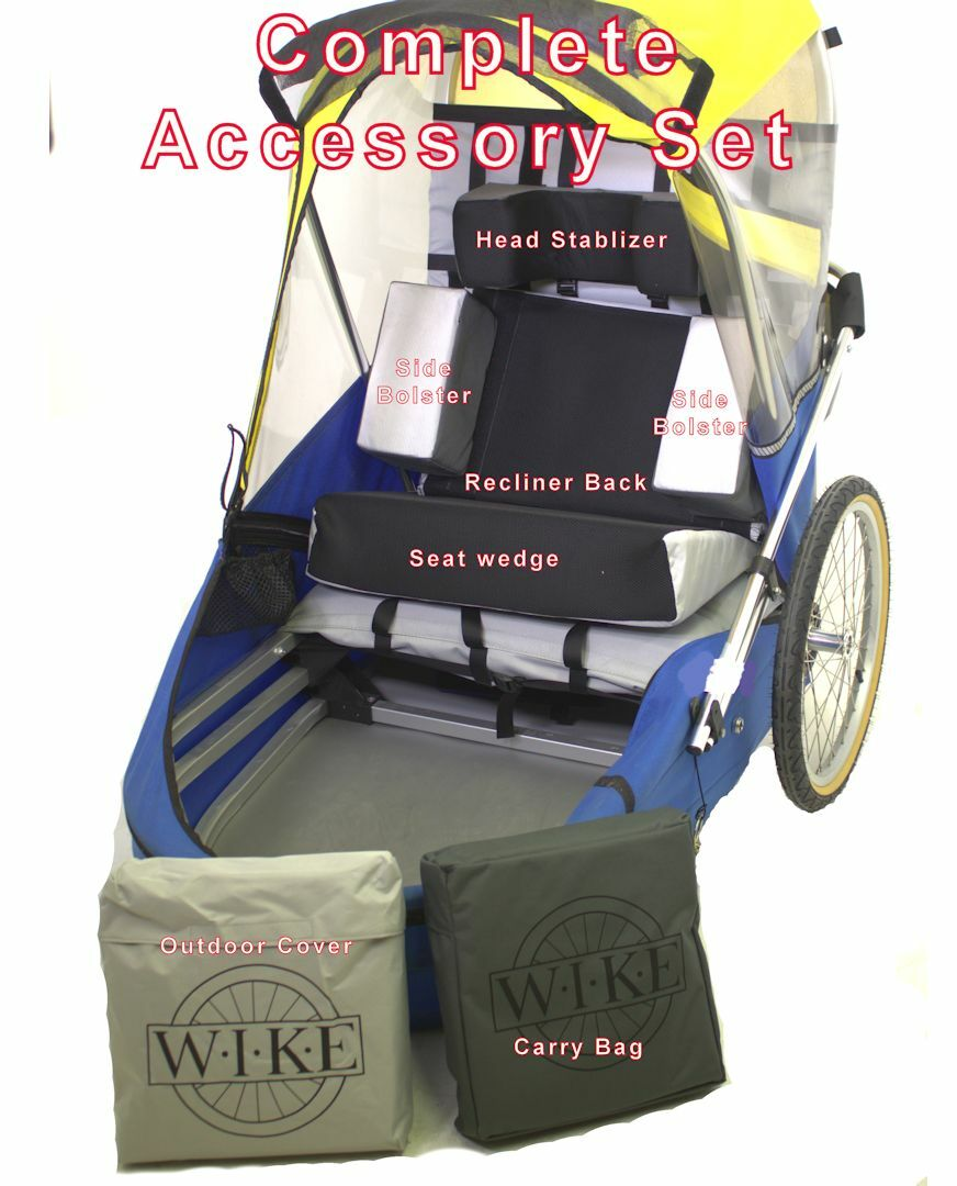 Complete Accessory Set - Extra Large Special Needs