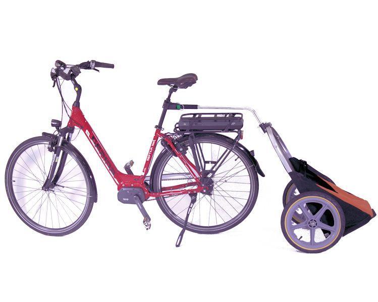 Speedy Cart Bike Trailer