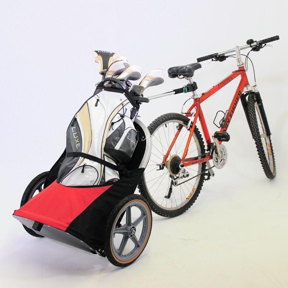 Sport Golf Cart Bicycle Trailer Bike