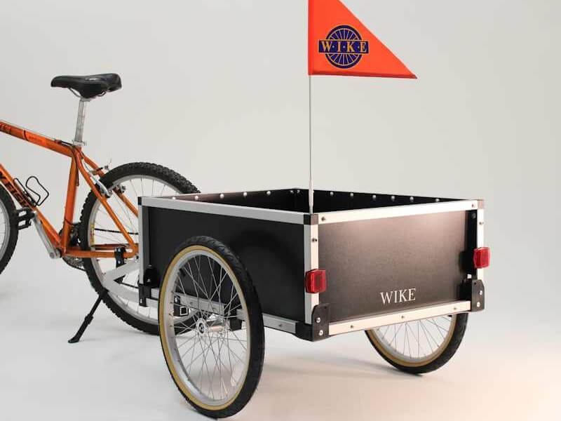 Wike Cargo Buddy Bicycle Trailer