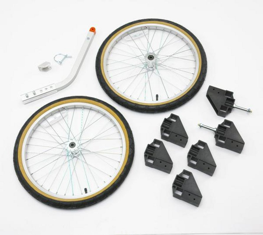 Wike DIY Do it yourself bike trailer kit