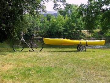 Wike-Kayak-Surf-Sailboard-Bike-Trailer-Towing