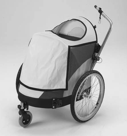 Walking Wheel - Shopper