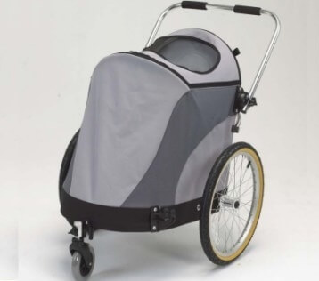 Stroller Upgrade - City Shopper