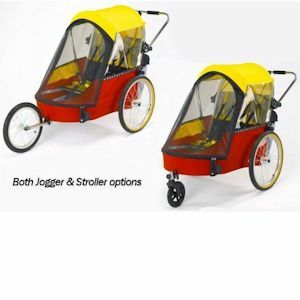 Jogger And Stroller Kit Double