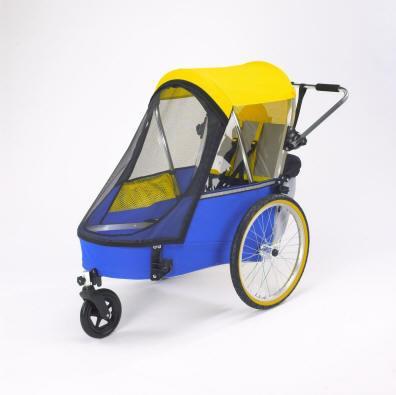 Single Stroller Upgrade